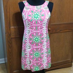 Lilly Pulitzer Silk Jacqueline Shift Dress